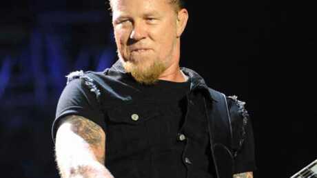 Metallica: Le chanteur James Hetfield hospitalisé