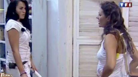 La Ferme Célébrités: Hermine et Karine nominées et dégoûtées