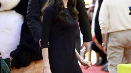 Angelina Jolie a perdu le poids de sa grossesse avec la Wii