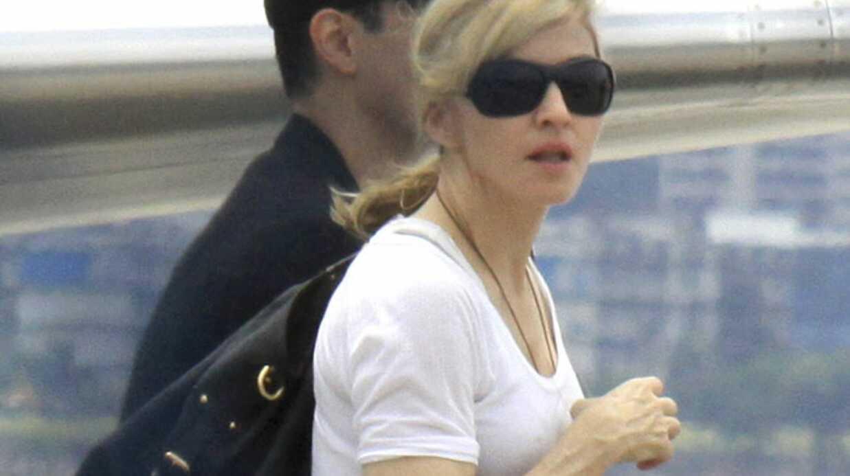 Madonna: pas de temps pour ses beaux-parents