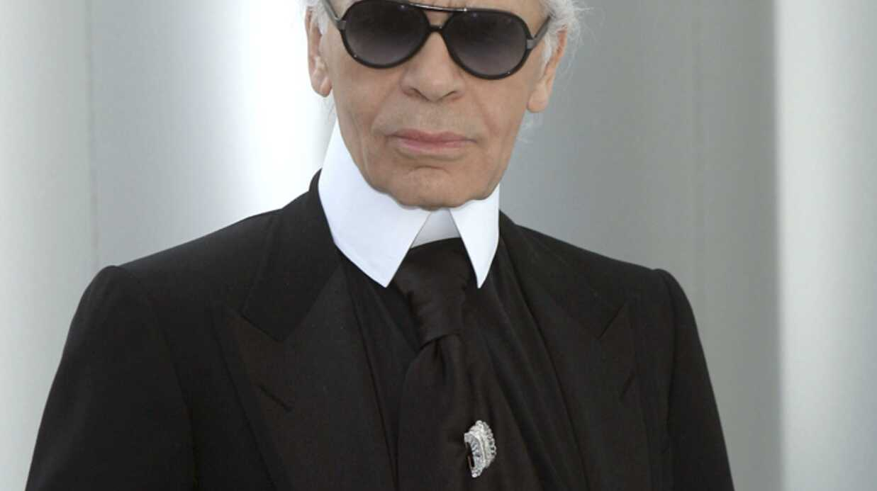 Karl Lagerfeld fête aujourd'hui son anniversaire