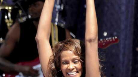 Whitney Houston en tête des hit-parades américains