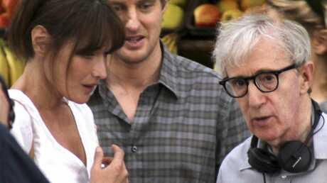 Woody Allen dément avoir viré Carla Bruni