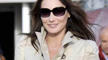 Carla Bruni: des extraits de sa bio explosive dans Marianne