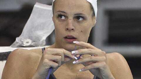 Laure Manaudou dernière de sa finale olympique