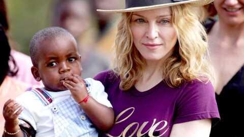 Madonna: le père naturel de son fils adoptif est triste