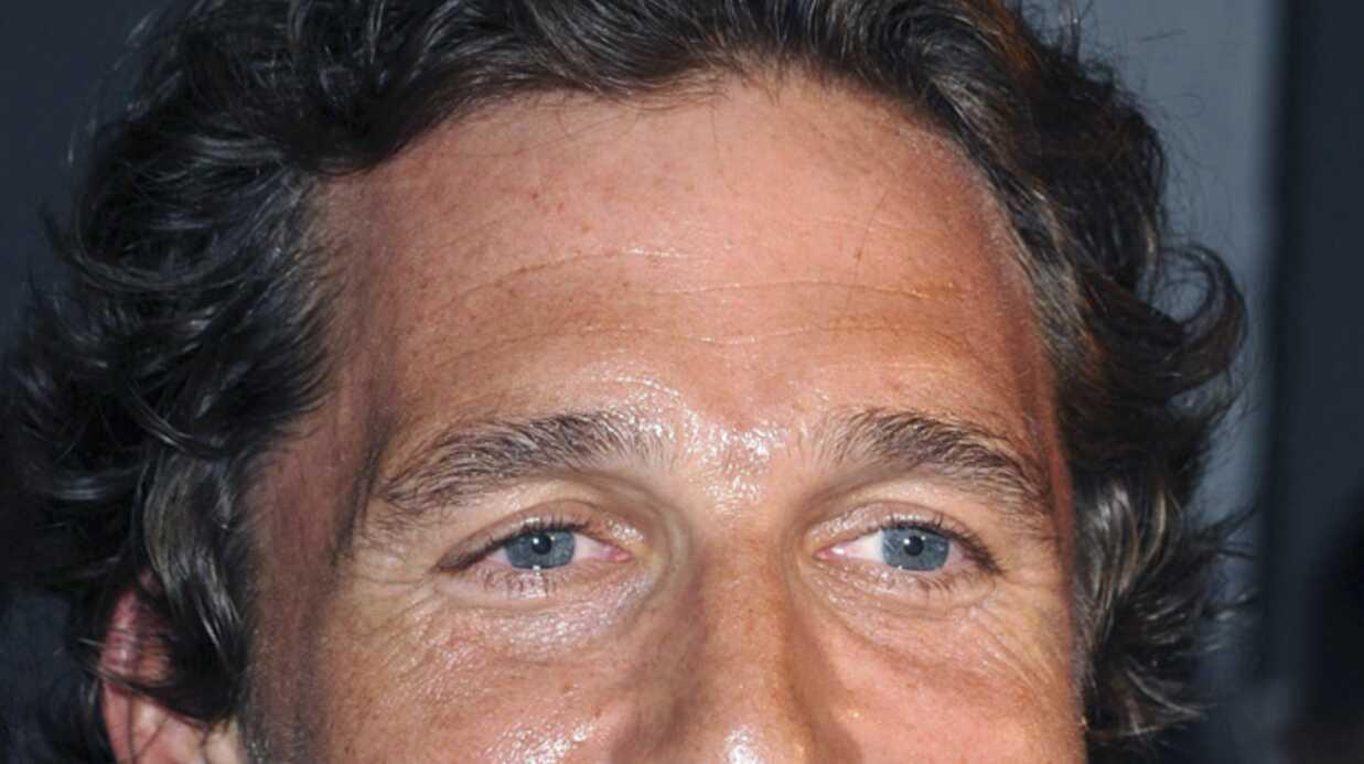 Matthew McConaughey veut enterrer le placenta de son fils