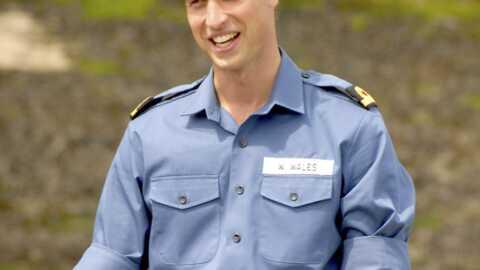 Le Prince William veut se faire tatouer mais sa fiancée veille