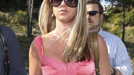 Britney Spears Rayonnante…