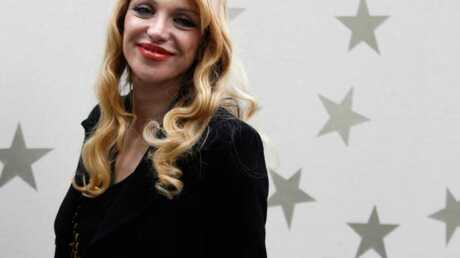 Courtney Love Aux pieds, Kurt