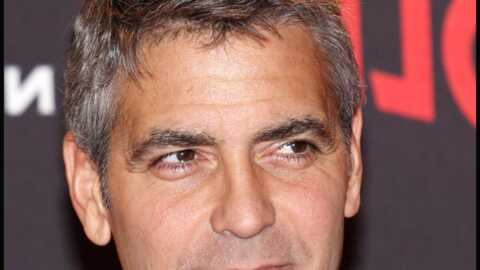 George Clooney Sans contrefaçons…
