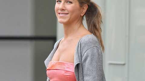 Jennifer Aniston Un bébé, des seins, le bonheur…