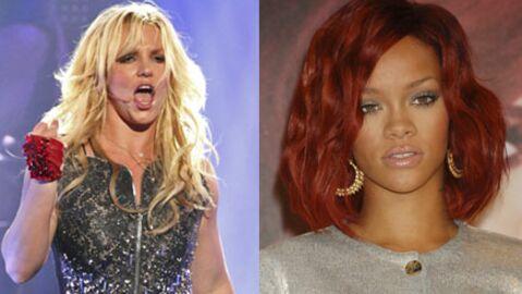 Rihanna en duo avec Britney Spears pour un remix de S&M