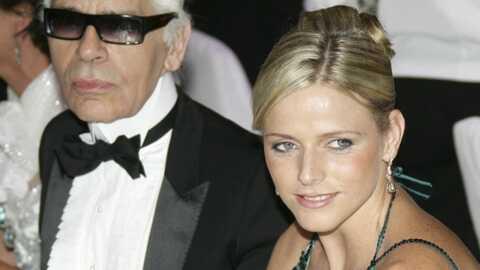 Karl Lagerfeld est fan de Charlene Wittstock