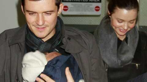 Orlando Bloom adore être papa