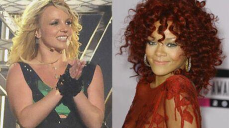 AUDIO Rihanna et Britney Spears en duo sur le remix de S&M