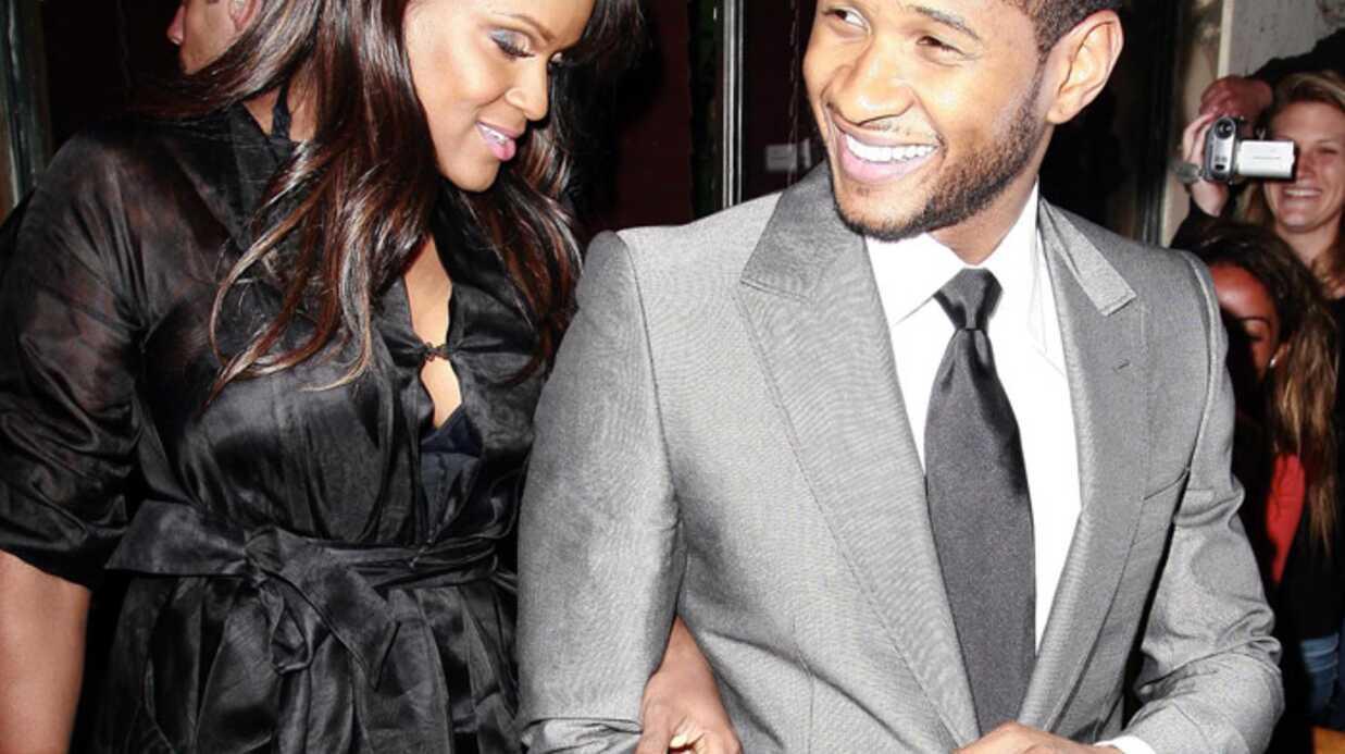 Usher: papa pour la deuxième fois
