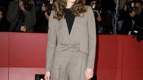 LOOK Keira Knightley et le style mémère