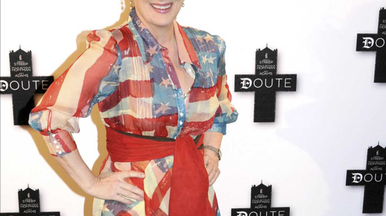 Meryl Streep doute avoir l'Oscar de la meilleure actrice