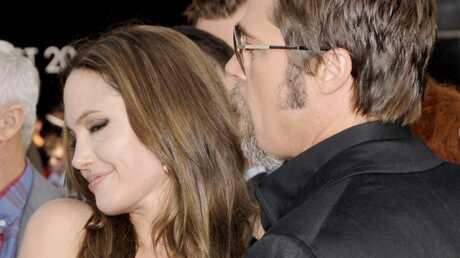 Angelina Jolie n'est tombée enceinte qu'à la demande de Brad Pitt