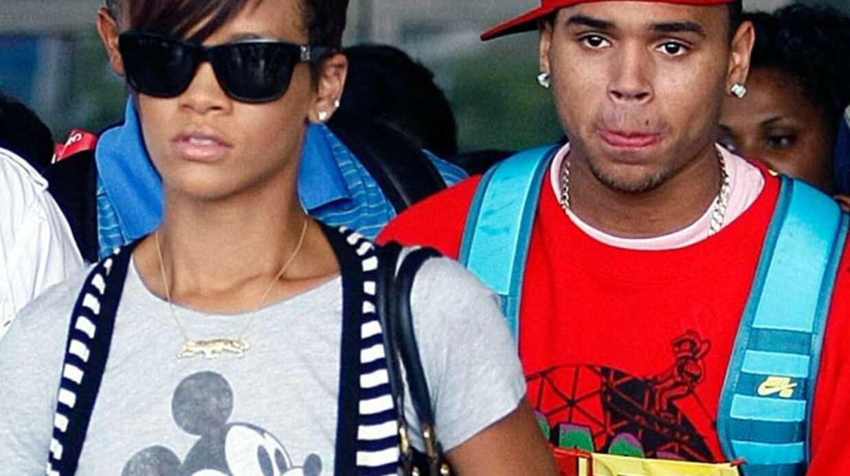 Rihanna a fait réduire l'injonction de Chris Brown