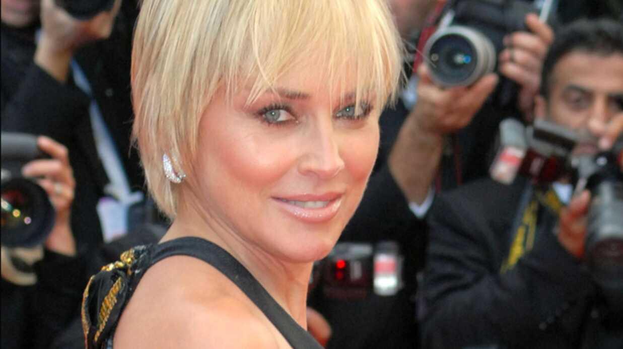 Sharon Stone se fait belle pour ses  fans