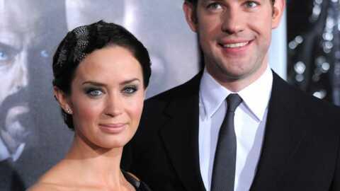 Emily Blunt et John Krasinski se sont mariés hier