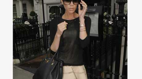 LOOK Victoria Beckham so féminine