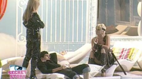 Secret Story 3: gros clash entre Vanessa, Elise et Didier