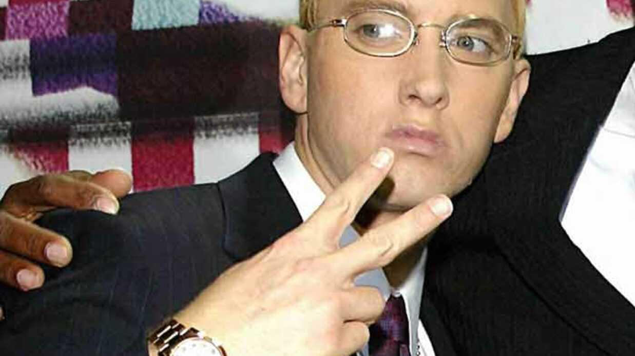 EXCLU Eminem fait place nette sur Skyrock