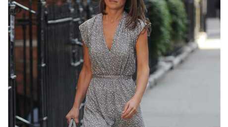 Première photo de Pippa Middleton depuis le mariage!