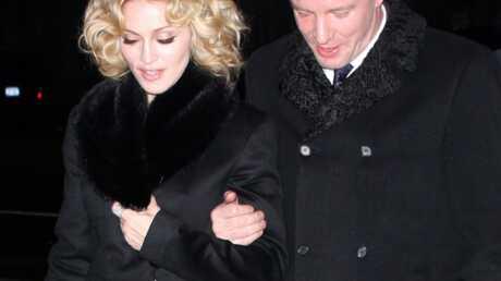 Madonna Mais où est Guy Ritchie?