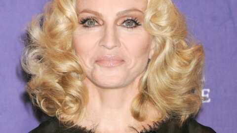 Madonna Peur de mourir sur scène