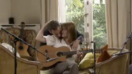 Carla Bruni parle de son amour pour Nicolas Sarkozy