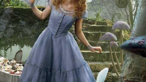 Mia Wasikowska, Alice pour Tim Burton clashe Twilight