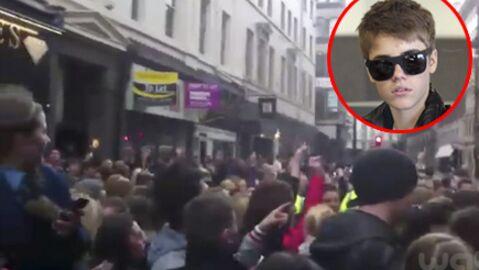 Justin Bieber: la police lui interdit de sortir de son hôtel