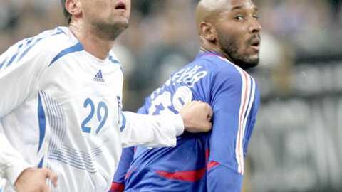 Audiences: TF1 marque grâce aux Bleus