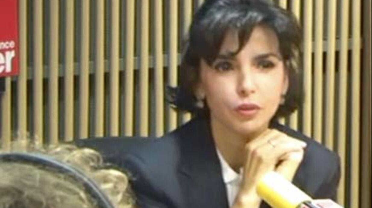Rachida Dati touchée par un rap sur son lapsus