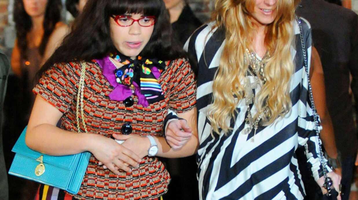 Lindsay Lohan tourne dans Ugly Betty