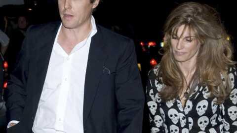 Hugh Grant a fêté son anniversaire avec son ex Jemina Kahn
