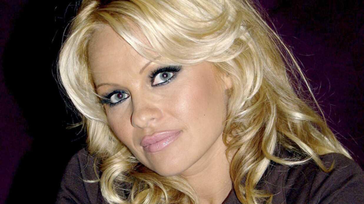 Pamela Anderson révèle l'existence de sa sextape à ses fils