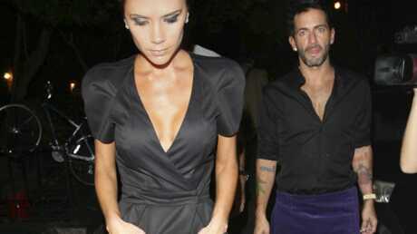 Victoria Beckham a prêté sa jupe à Marc Jacobs