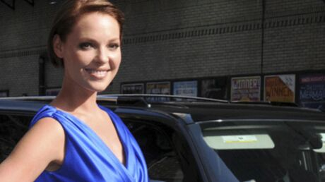 Katherine Heigl parle de sa future adoption