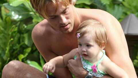 Larry Birkhead et Dannielynn Hommage à Anna Nicole Smith