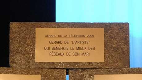 les Gerard La lie du PAF récompensée