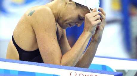 Deuxième défaite de Laure Manaudou pour le 100m dos aux J.O