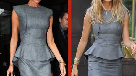 LOOK Elle MacPherson porte la robe de Victoria Beckham