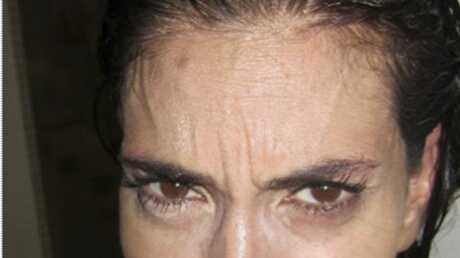 PHOTO Le message antibotox de Teri Hatcher