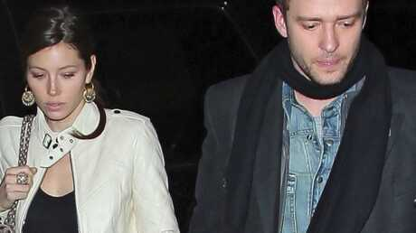 Justin Timberlake toujours avec Jessica Biel