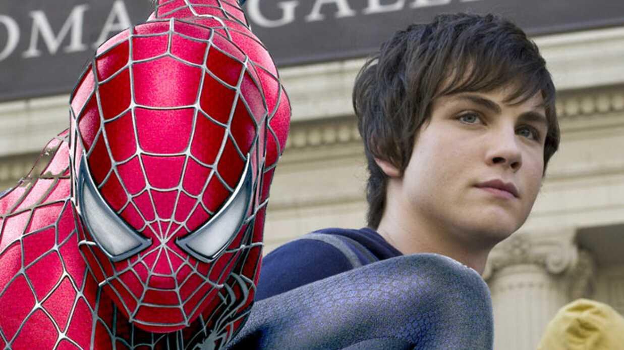 Spiderman 4: Logan Lerman devient L'Araignée?